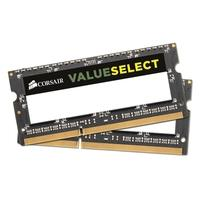 Memória Corsair Value Select Para Notebook 8GB 1333Mhz DDR3 C9 - CMSO8GX3M1C1333C9