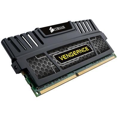 Memória Corsair Vengeance 16GB (4x4GB) 1600Mhz DDR3 C9 - CMZ16GX3M4A1600C9