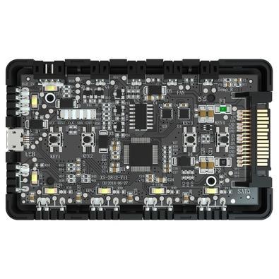 Controlador de LED Cooler Master A-RGB - MFP-ACBN-NNUNN-R1
