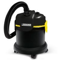 Aspirador de Pó e Líquidos Karcher A2003, 1300W, 220V, Preto/Amarelo - 16291170