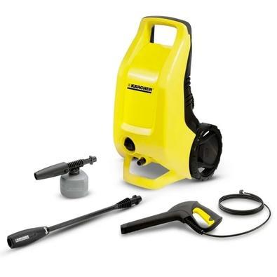 Lavadora de Alta Pressão Karcher K2500, 1500W, 220V, Preto/Amarelo - 19940110