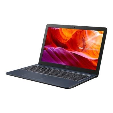 Notebook Asus X543, Intel Celeron Dual Core N4000, 4GB, 500GB, Windows 10 Home, 15.6´ Cinza Escuro - X543MA-GO820T