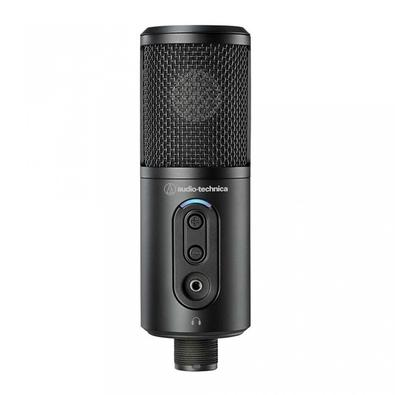 Microfone Audio-Technica Cardioide Condensador, USB - ATR2500X-USB