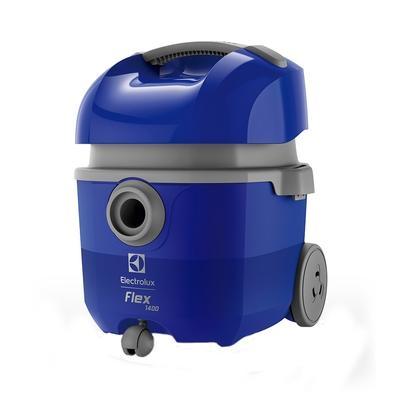Aspirador de Água e Pó Electrolux FlexN, 1400W, 110V, Azul/Cinza - 900921018