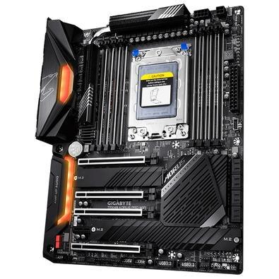 Placa-Mãe Gigabyte TRX40 Aorus Pro Wi-Fi, AMD TRX4, ATX, DDR4 (REV 1.0)