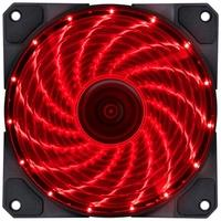 Cooler FAN Vinik VX Gaming, 120mm, LED Vermelho - VLUMI15R