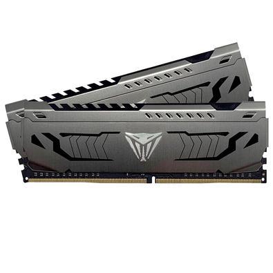 Memória Ram Viper 16gb Kit(2x8gb) Ddr4 3000mhz Pvs416g300c6k Patriot