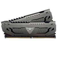 Memória Patriot Viper Steel 16GB (2x8GB), 3000MHz, DDR4, CL16 - PVS416G300C6K
