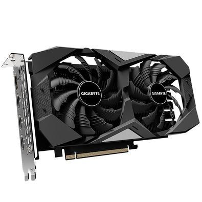 Placa de Vídeo Gigabyte NVIDIA GeForce GTX 1650 WindForce 4G, 4GB, GDDR5 - GV-N1650WF2-4GD