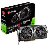 Placa de Vídeo MSI NVIDIA GeForce GTX 1650 D6 Gaming X, 4GB, GDDR6 - GeForce GTX 1650 D6 GAMING X