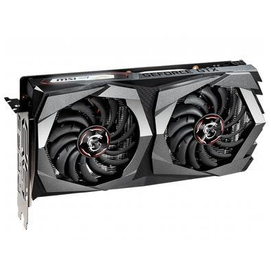Placa de Vídeo MSI NVIDIA GeForce GTX 1650 D6 Gaming X, 4GB, GDDR6 - GeForce GTX 1650 D6 GAMING X