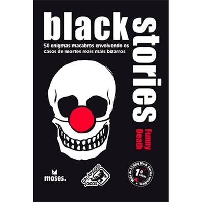 Jogo Black Stories Funny Death - BLK103