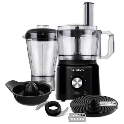 Multiprocessador Britânia All In One BMP900P, 900W, 220V - 33302105