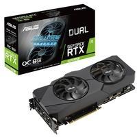 Placa de Vídeo Asus Dual NVIDIA GeForce RTX 2070 Super EVO, 8GB, GDDR6 - DUAL-RTX2070S-8G-EVO