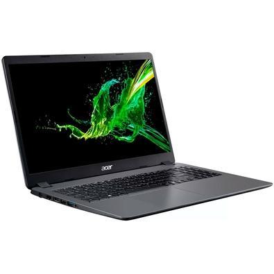 Notebook Acer Intel Core i5-10210U, 8GB, 1TB, Windows 10 Home, 15.6´, Prata - A315-54-54B1