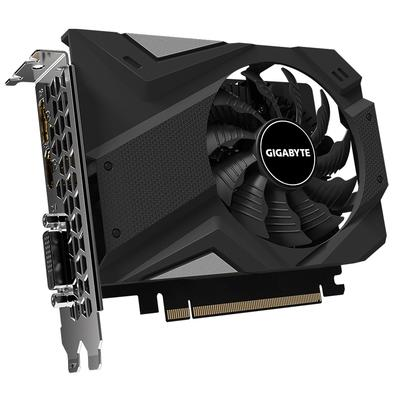 Placa de Vídeo Gigabyte NVIDIA GeForce GTX 1650 D6 0C 4G, 4GB, GDDR6 - GV-N1656OC-4GD