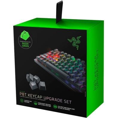 Keycap Razer Upgrade Set, Green - RC21-01490400-R3M1