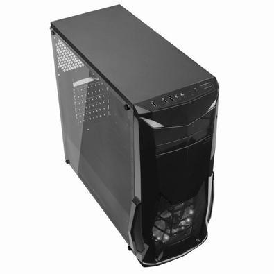 Computador Gamer Brazil PC Powered By Asus Intel Core i7-8700, 4GB, SSD 120GB, Linux - 45666