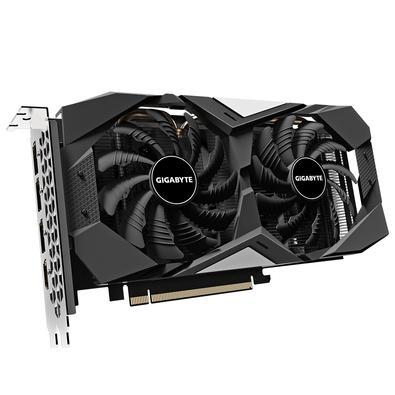 Placa de Vídeo Gigabyte AMD Radeon RX 5600 XT Windforce OC 6G, 6GB, DDR6, Rev 2.0 - GV-R56XTWF2OC-6GD