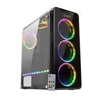 Computador Gamer EasyPC Intel Core i7-2600, 16GB, 3TB, SSD 240GB, GTX 1050 TI, Linux - 21688