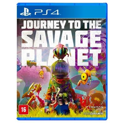 Game Journey To The Savage Planet PS4