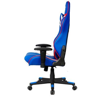 Cadeira Gamer Bluecase Pegasus Blue/White/Red - BCH37BWR
