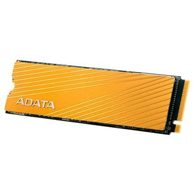SSD Adata Falcon, 512GB, M.2 PCIe, Leituras: 3100MB/s e Gravações: 1500MB/s - AFALCON-512G-C