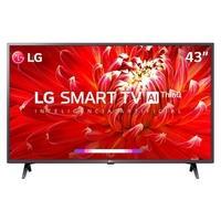 Smart TV 43´ Full HD LG, Conversor Digital, 3 HDMI..