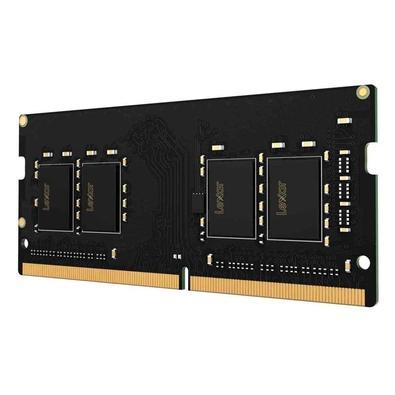 Memória Lexar 8GB, 2666MHz, DDR4, CL19, para Notebook - LD4AS008G-R2666G