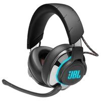 Headset Gamer Bluetooth JBL Quantum 800, RGB, Drivers 50mm - JBLQUANTUM800BLK
