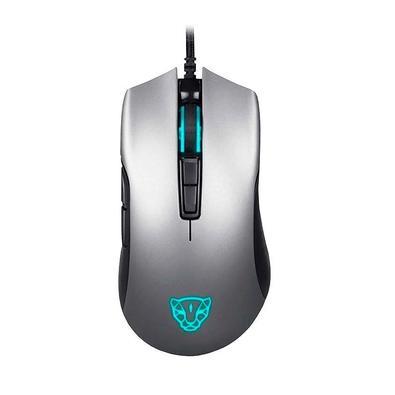Mouse Gamer Motospeed V70 Essential Edition, RGB, 7 Botões, 6400DPI, Cinza - FMSMS0071CIZ