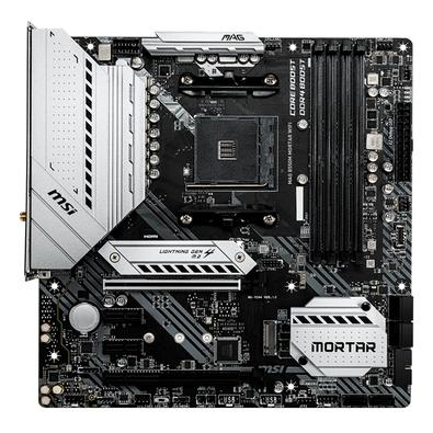 Placa-Mãe MSI MAG B550M Mortar WiFi, AMD AM4, mATX