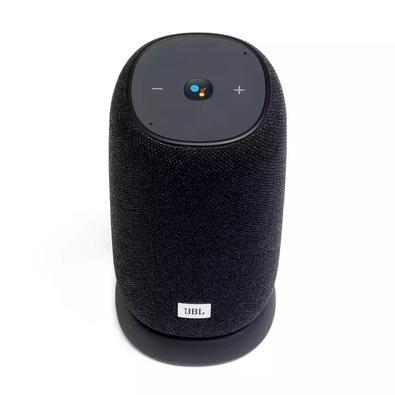 Caixa de Som Portátil JBL LinkPortable, Ativada por Voz, Wi-Fi, Bluetooth, 20W RMS, Google Assistente, Preto - JBLLINKPORBLK