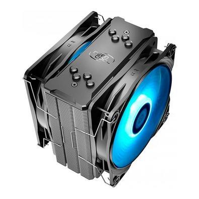 Cooler para Processador DeepCool Gammaxx 400 Pro, LED Azul, AMD/Intel - DP-MCH4-GMX400PRO-BL
