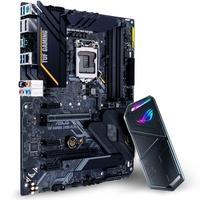 Placa-Mãe Asus Prime Z490M-Plus + Case para SSD Asus Rog Strix Arion M.2