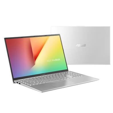 Notebook Asus VivoBook Intel Core i7-1065G7, 16GB, SSD 512GB, MX330 2GB, Windows 10 Home, 15.6´, Prata - X512JP-EJ228T