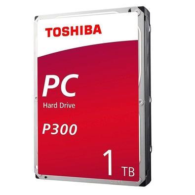 HD Toshiba P300, 1TB, 3.5´, SATA - HDWD110UZSVA