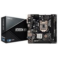 Placa-Mãe ASRock H310CM-HDV, Intel LGA 1151, Micro ATX, DDR4