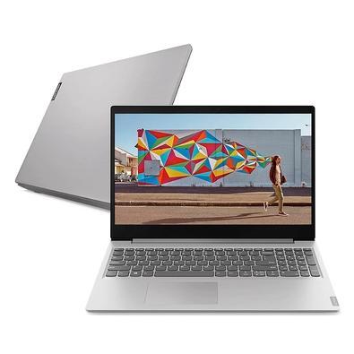 Notebook Lenovo Ideapad S145 Intel Core i5-8265U, 8GB, 1TB, NVIDIA MX110 2GB, Windows 10, 15.6´, Prata - 81S9000PBR