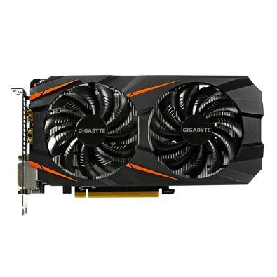 Placa de Vídeo Gigabyte NVIDIA GeForce GTX 1060 Windforce 3G, 3GB, GDDR5 - GV-N1060WF2-3GD