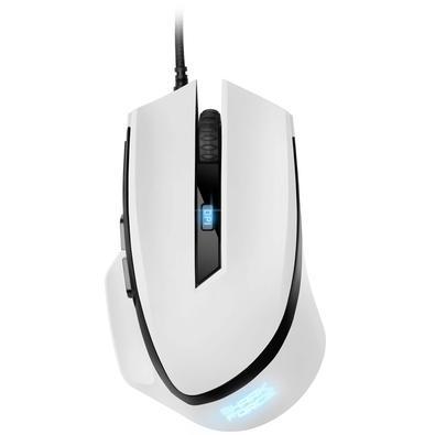 Mouse Gamer Sharkoon Shark Force II White - FORCE II WHITE
