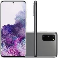 Smartphone Galaxy S20, 128GB,  64MP, Tela 6.2´, Cosmic Gray - SM-G980FZARZTO
