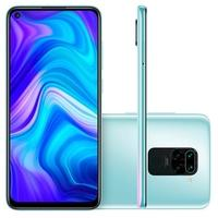 Smartphone Xiaomi Redmi Note 9, 128GB, 48MP, Tela 6.53', Branco Polar White + Capa Protetora - CX296BRA