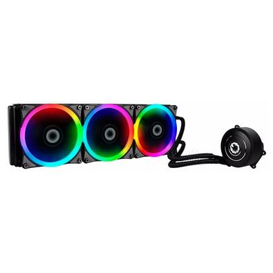 Water Cooler Gamemax Rainbow Iceberg 360, 3x 120mm, RGB - 2000408