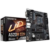 Placa Mãe Gigabyte A520M S2H, AMD AM4, DDR4