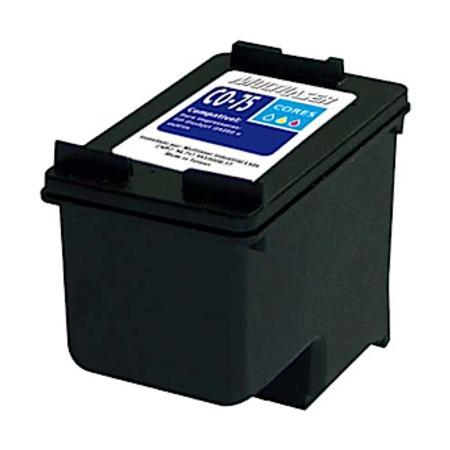 Cartucho de Tinta Multilaser CO-75 para HP, Colorido - CO75X