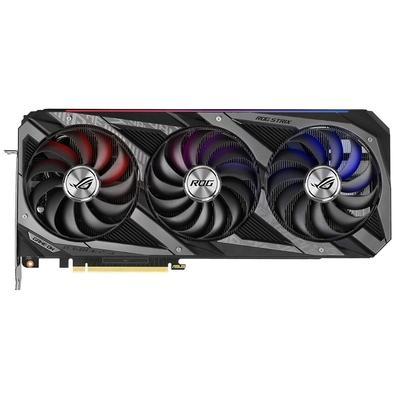 Placa de Vídeo Asus NVIDIA GeForce RTX 3090, 24GB, GDDR6X - ROG-STRIX-RTX3090-O24G-GAMING