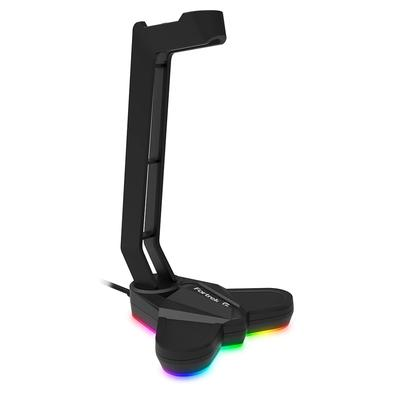 Suporte para Headset Gamer Fortrek G Vickers, RGB - 70534