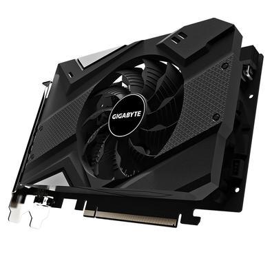 Placa de Vídeo Gigabyte NVIDIA GeForce GTX 1650 D6 OC 4G, 4GB GDDR6, Rev 2.0 - 9VN1656O4-00-20