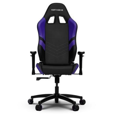 Cadeira Gamer Vertagear S-Line SL1000 Racing Series, Black/Purple - VG-SL1000-BP